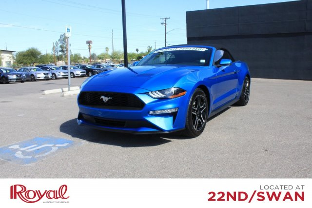 Pre-Owned 2019 Ford Mustang I4