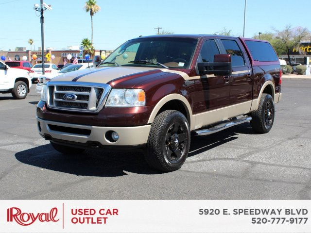 Pre-Owned 2008 Ford F-150 King Ranch