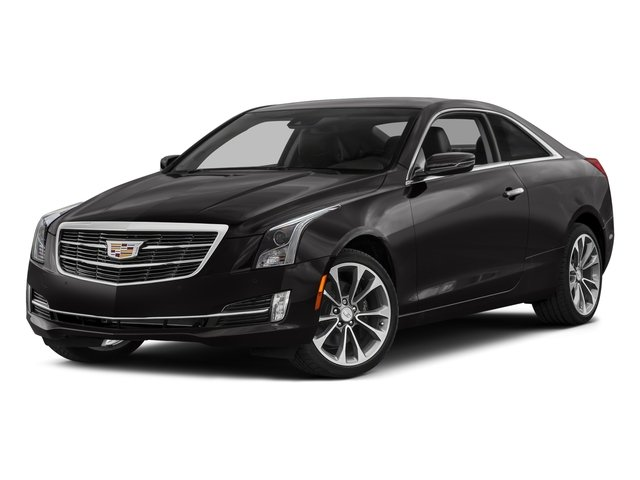 Pre-Owned 2017 Cadillac ATS Coupe Luxury RWD