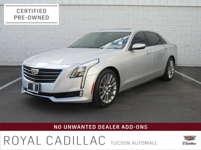 Certified Pre-Owned 2017 Cadillac CT6 Premium Luxury AWD