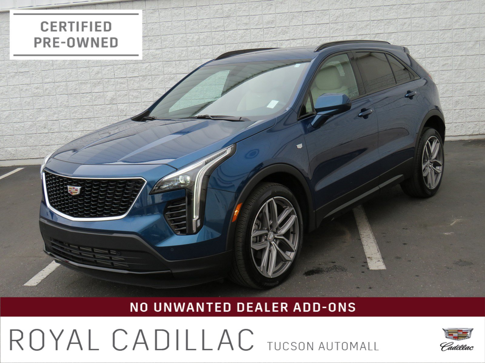 Certified Pre-Owned 2019 Cadillac XT4 FWD Sport
