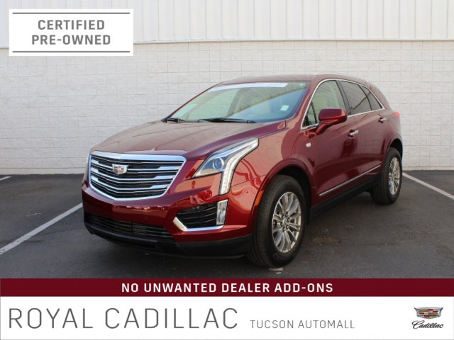 Certified Pre-Owned 2018 Cadillac XT5 Luxury FWD