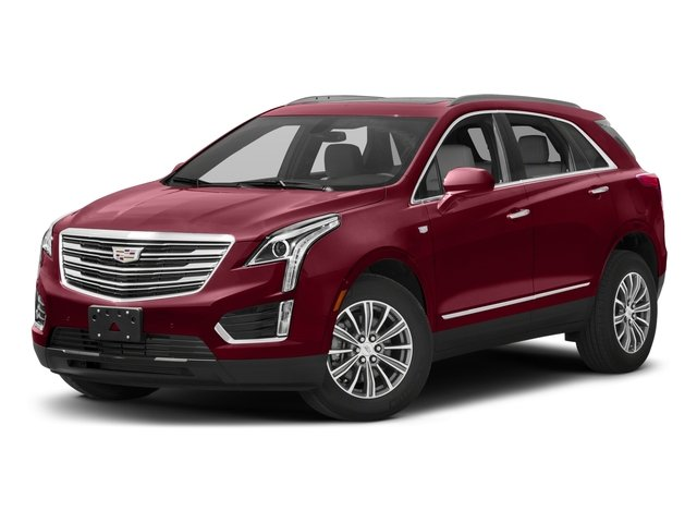 Certified Pre-Owned 2017 Cadillac XT5 Platinum AWD