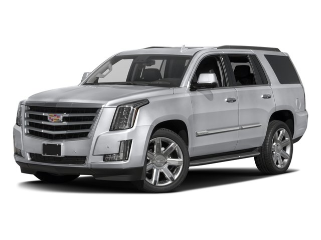 Certified Pre-Owned 2017 Cadillac Escalade Luxury
