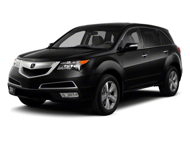 Pre-Owned 2011 Acura MDX BASE