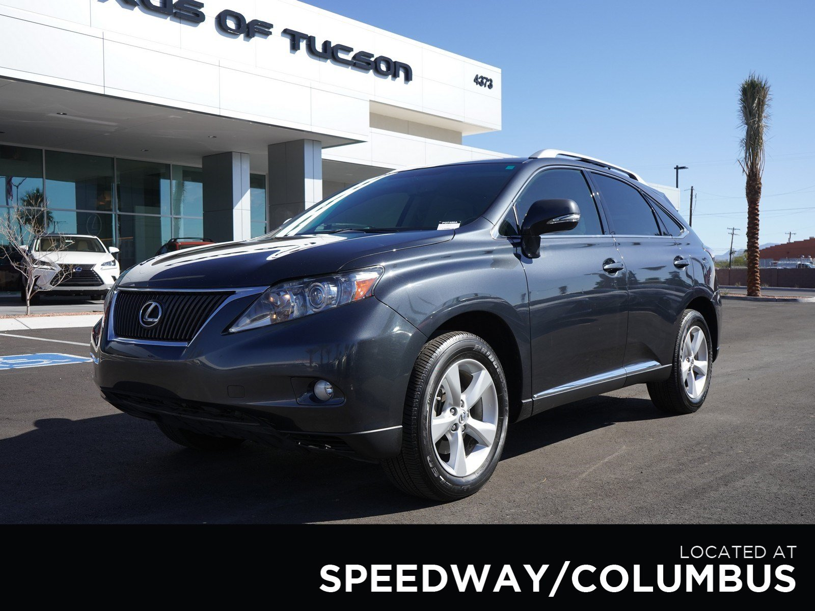 Pre-Owned 2010 Lexus RX 350 BASE