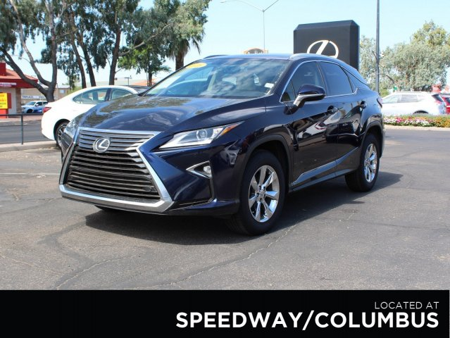 Certified Pre-Owned 2016 Lexus RX 350 NAV/CHROME