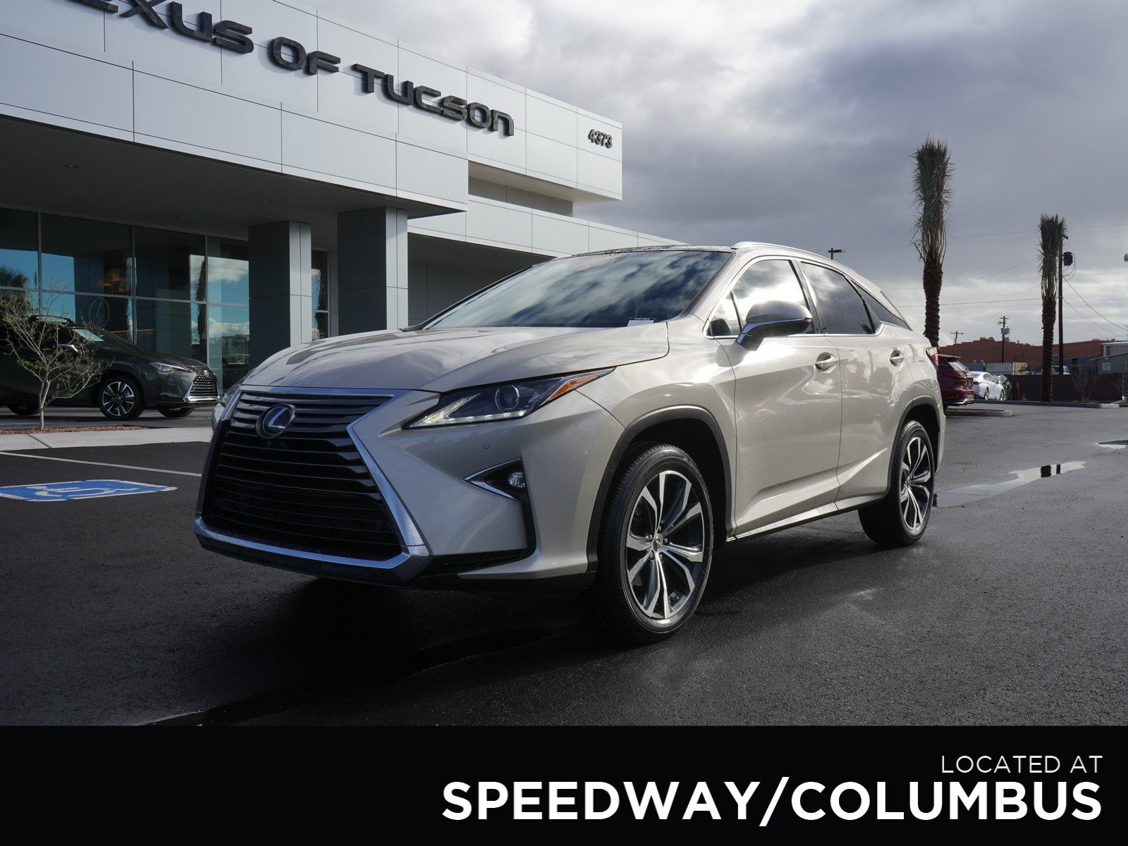 Pre-Owned 2017 Lexus RX NAV/HEADS UP