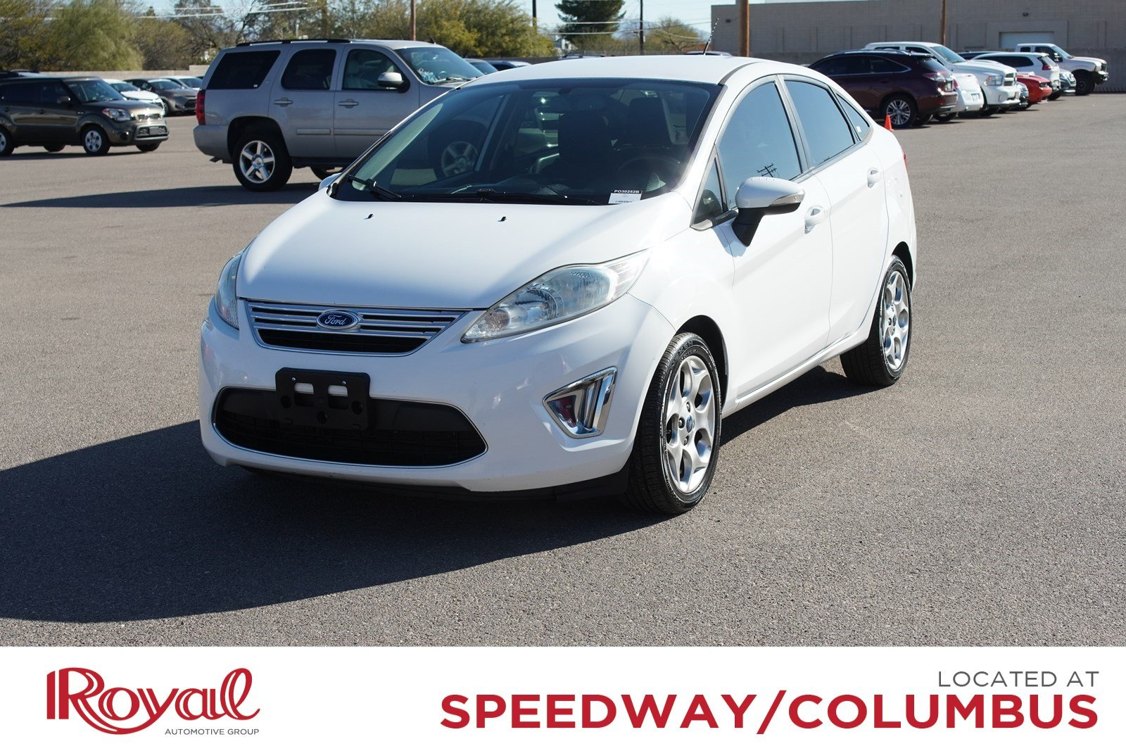 Pre-Owned 2011 Ford Fiesta SEL