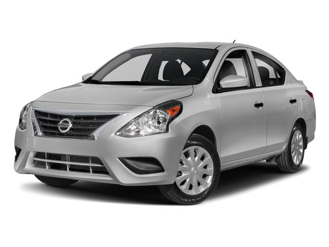 Pre-Owned 2018 Nissan Versa Sedan S Plus
