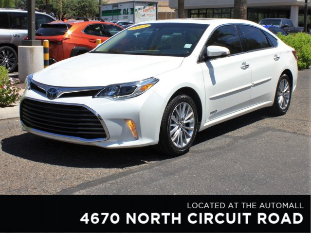 Pre-Owned 2017 Toyota Avalon