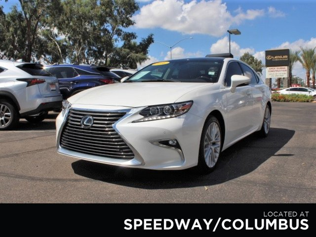 Certified Pre-Owned 2016 Lexus ES 350 LUXURY NAV