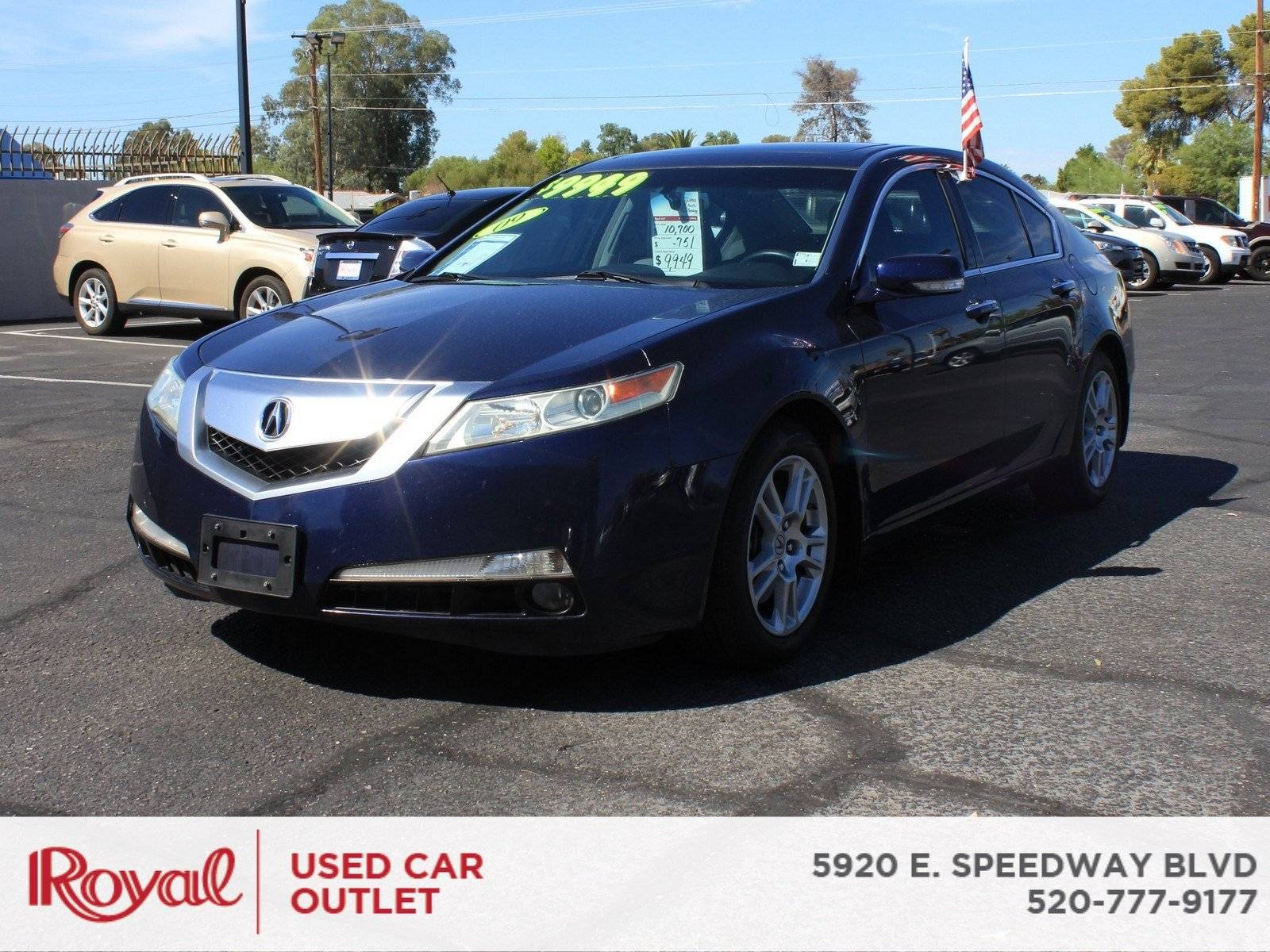 Pre-Owned 2010 Acura TSX