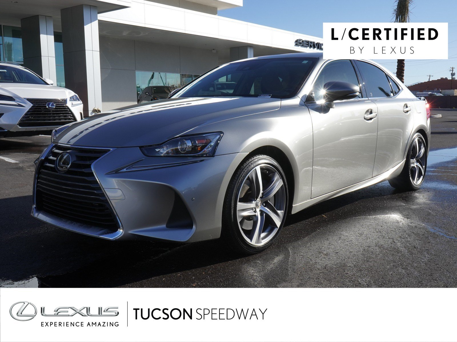 Certified Pre-Owned 2017 Lexus IS Turbo