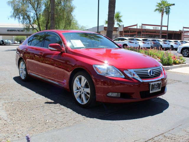 Pre-Owned 2011 Lexus GS 450h Hybrid RWD 4dr Car