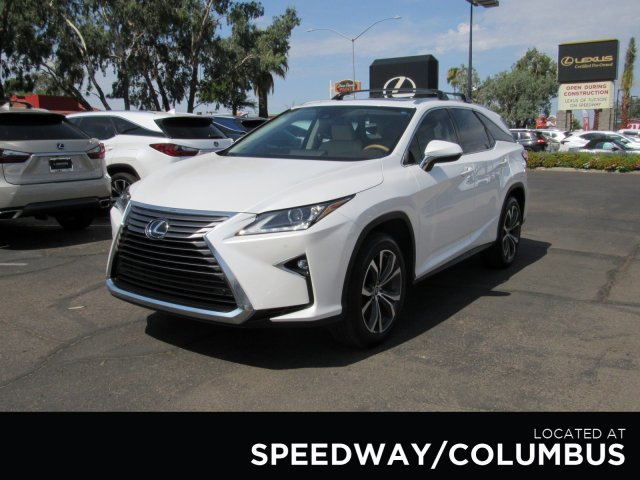 Certified Pre-Owned 2018 Lexus RX RX 350L Luxury