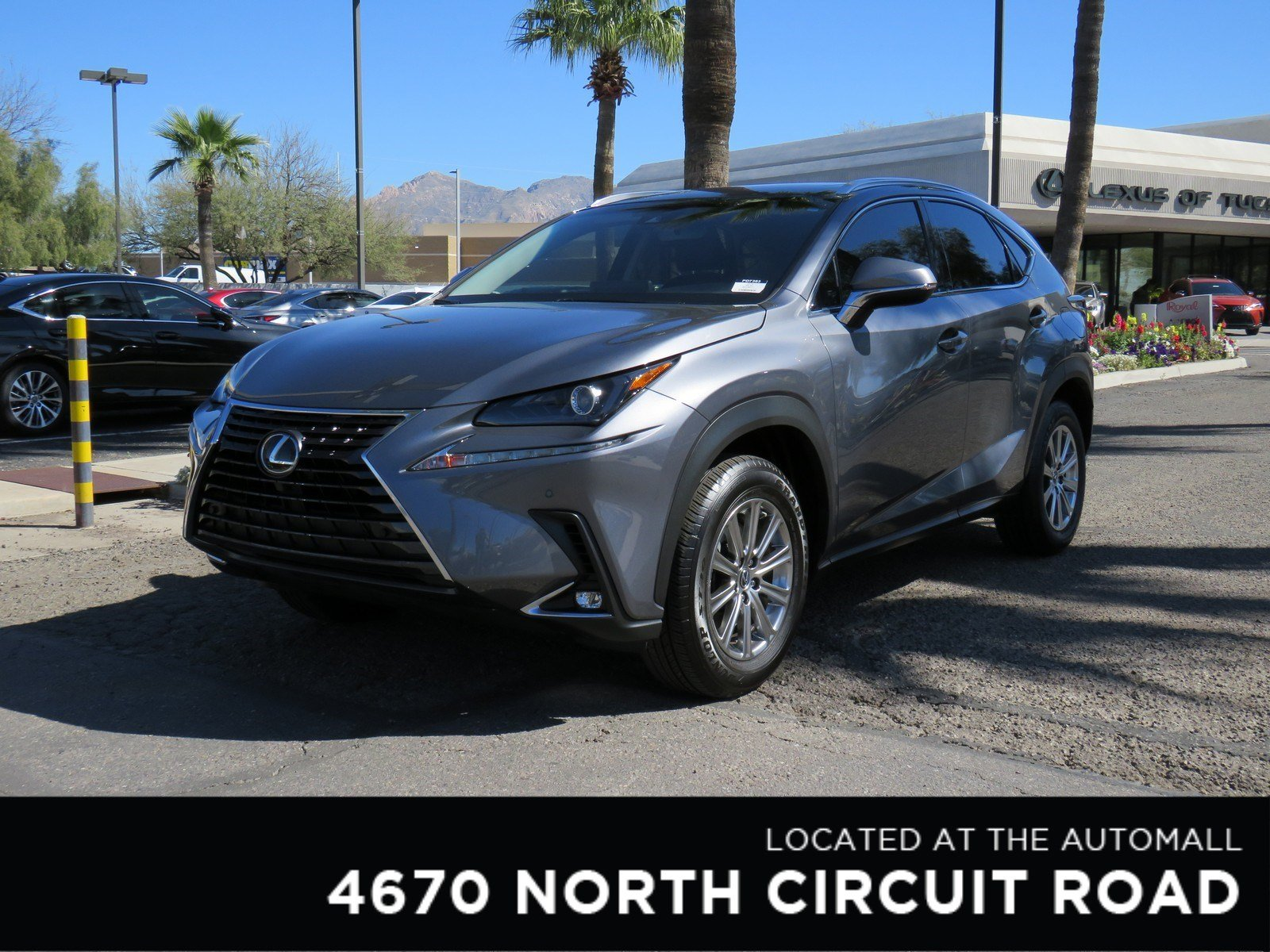 Certified Pre-Owned 2019 Lexus NX NON NAV