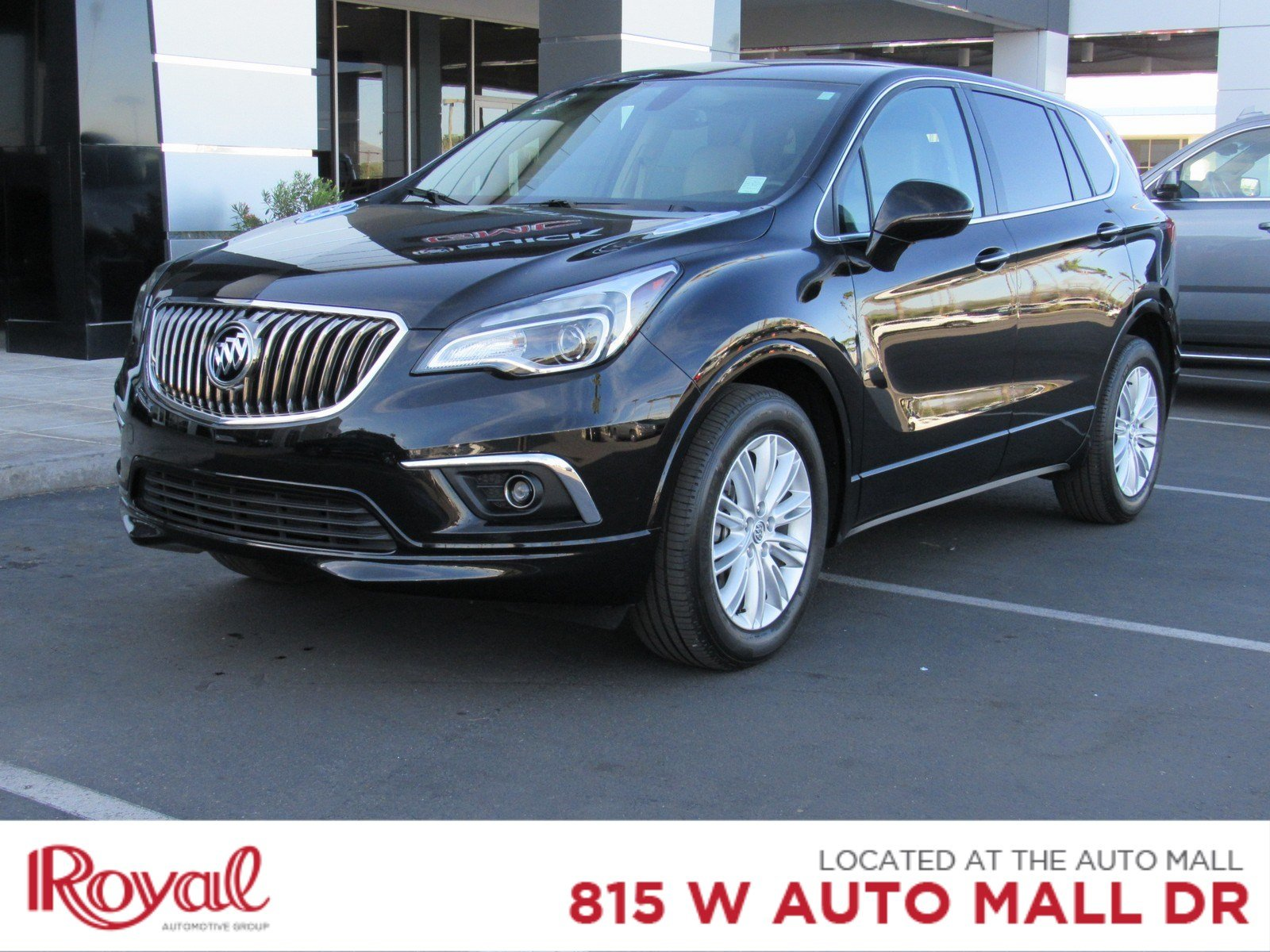 Pre Owned 2017 Buick Envision Preferred Sport Utility In Tucson