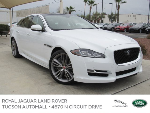 Pre-Owned 2017 Jaguar XJ XJ Supercharged