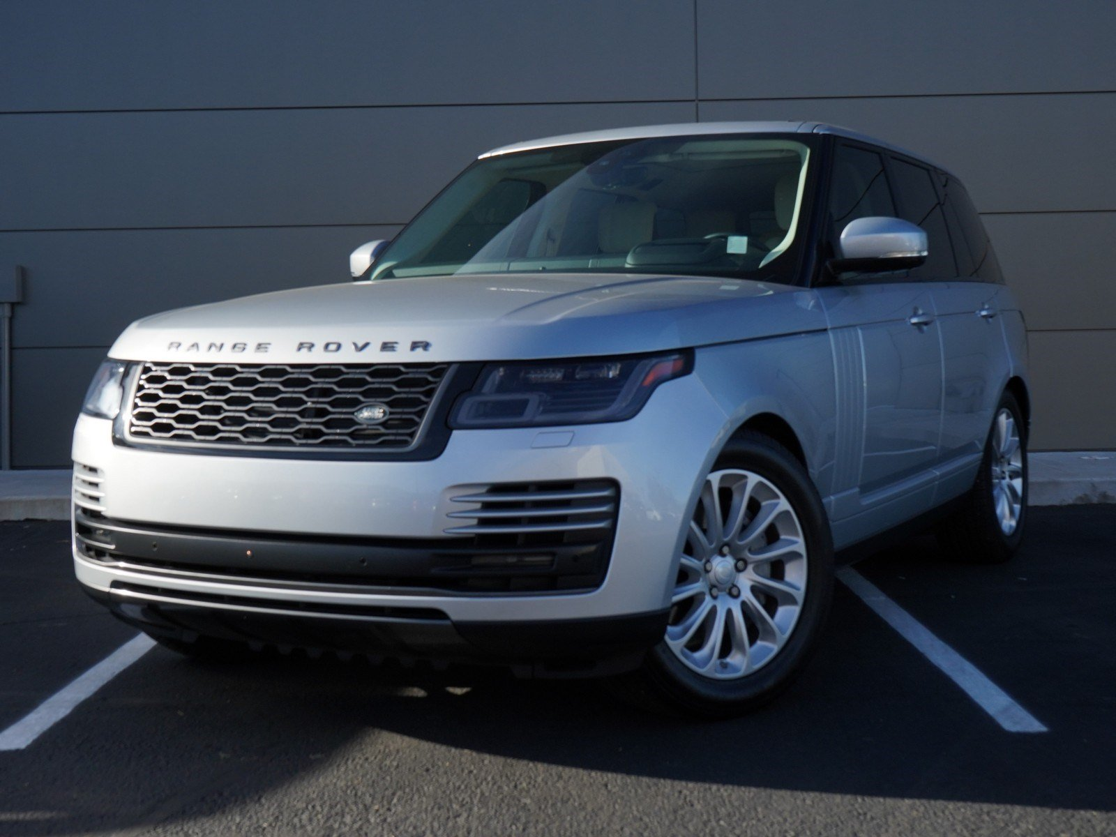 Certified Pre-Owned 2019 Land Rover Range Rover