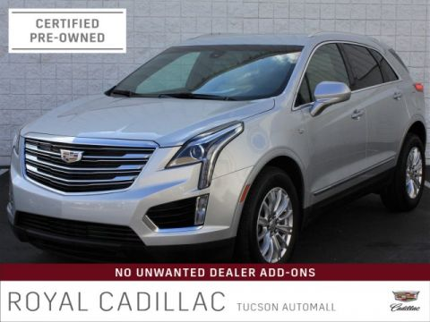 Certified Pre-Owned 2018 Cadillac XT5 FWD