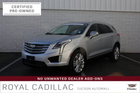 Certified Pre-Owned 2018 Cadillac XT5 Premium Luxury FWD