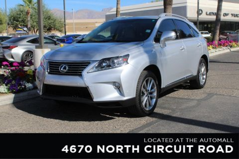 Certified Pre-Owned 2014 Lexus RX 350