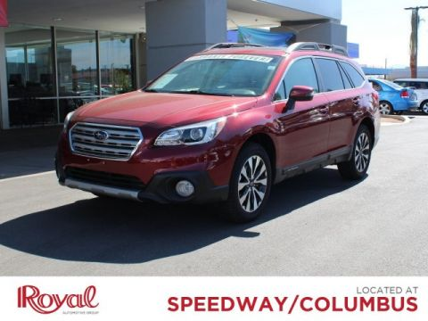 Pre-Owned 2017 Subaru Outback Limited Sport Utility in
