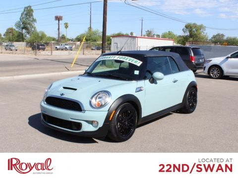 Pre-Owned 2013 MINI Cooper Convertible S